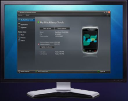 BlackBerry Desktop Software For Windows 7 8 10 Free Download