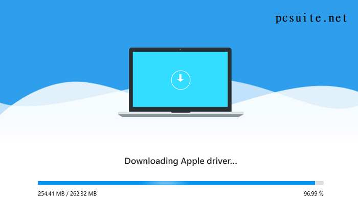 Installing drivers for 4ukey Apple