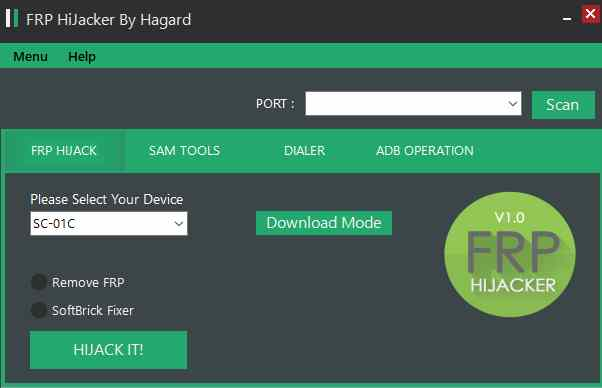 FRP Hijacker By Hagard