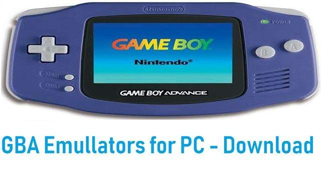 GBA Emulator for PC Windows