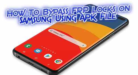 How to Bypass Samsung Devices Using the FRP Bypass App