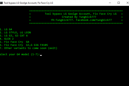 LG Google Account Bypass Tool Working Methods