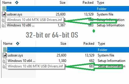 MediaTek USB VCom Drivers Windows 10