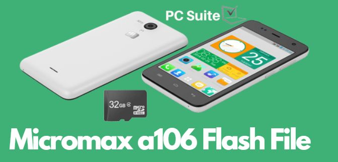 Micromax a106 Flash File
