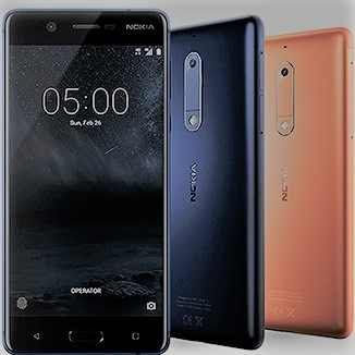 Nokia 5 USB Driver Free Download for Windows 10 8 7