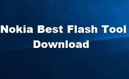 Nokia Best Flash Tool