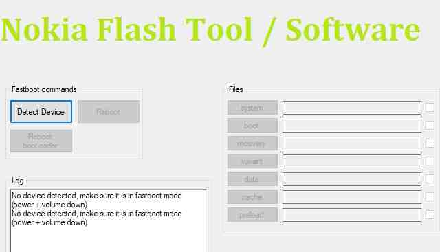 Nokia Flasher Tool