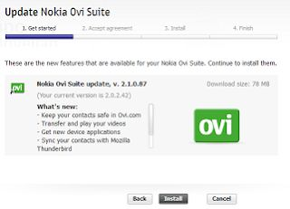 Nokia OVI Suite Download