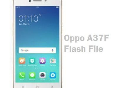 Oppo A37F Flash File Official Firmware Download