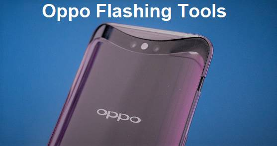 Oppo Flash Tool Main