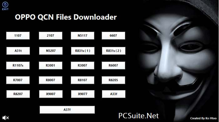 Oppo QCN File Downloader