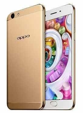 Oppo F1s PC Suite