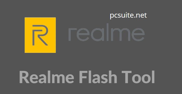 Realme Flash Tool Logo