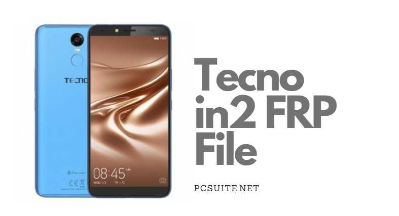 Tecno in2 FRP File