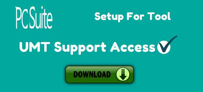Download UMT Support Access Tool