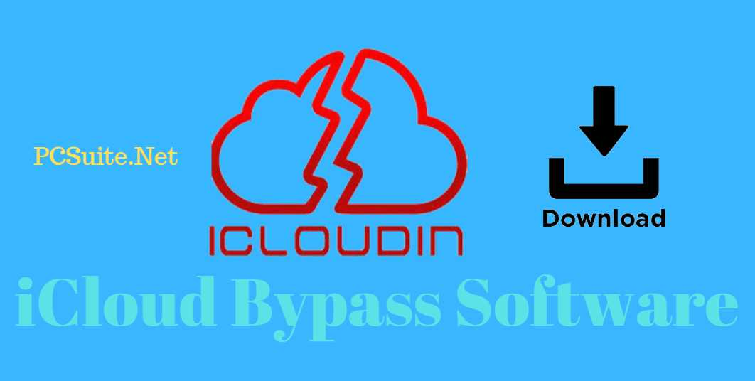 iCloudin Bypass Tool For iCloud