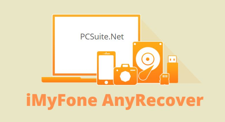 iMyFone AnyRecover Data
