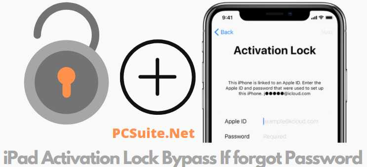 iPad Activation Lock Bypass