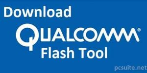 qualcomm flash tool logo