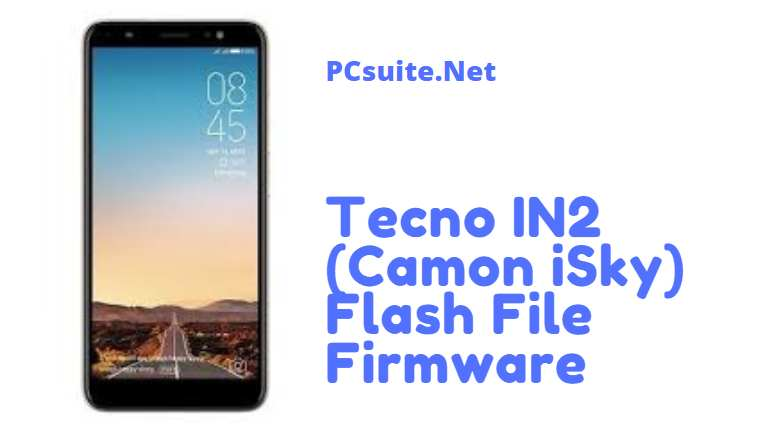 Tecno in2 Flash File